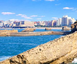 1 - Séjour linguistique d'été junior Biarritz