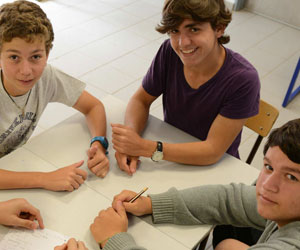 2 - Séjour linguistique d'été junior Paris-Igny
