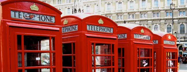 Cours d'Anglais en Grande-Bretagne pour une famille