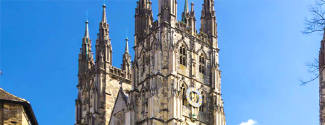 Séjour linguistique en Grande-Bretagne Canterbury