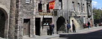 Séjour linguistique en Grande-Bretagne pour un professionnel Edimbourg