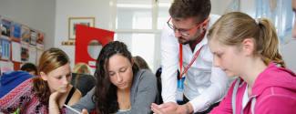 Cours d'Anglais en Grande-Bretagne pour un étudiant