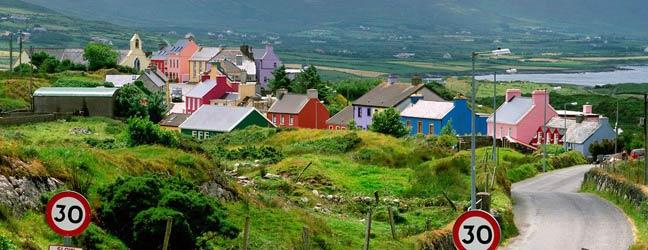 Cours chez le professeur + activités culturelles en Irlande