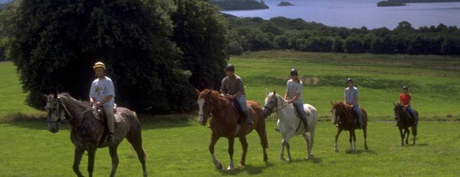 Anglais + Equitation (Cork en Irlande)