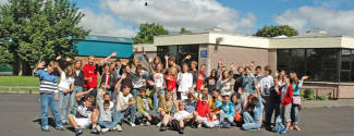 Camp Linguistique Junior en Irlande - Douglas Community School - Cork