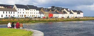 Séjour linguistique en Irlande pour une famille Galway