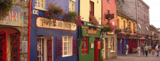 Immersion chez le professeur en Irlande pour un adulte Galway