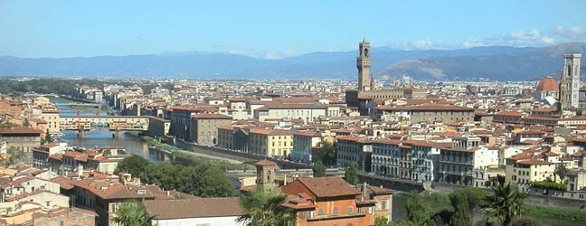 Florence - Séjour linguistique à Florence