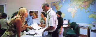 Ecole de langue - Italien pour un senior - LINGUAVIVA - Florence