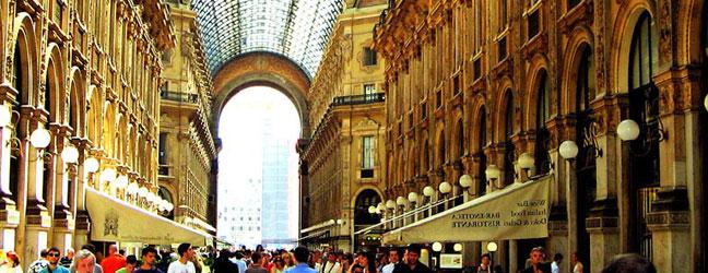 Milan - Séjour linguistique à Milan