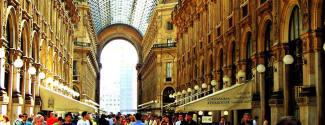 Séjour linguistique en Italie pour un étudiant Milan