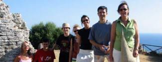 Séjour linguistique en Italien pour un senior - ORBITlingua - Orbetello