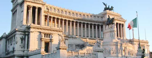 Rome - Séjour linguistique à Rome