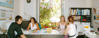 Ecole de langue - Italien pour un lycéen - DILIT - Rome