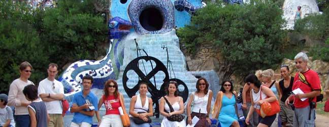 Camp linguistique d'été junior en Toscane (Florence en Italie)