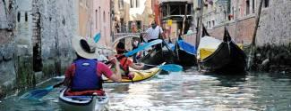 Immersion chez le professeur en Italie Venise