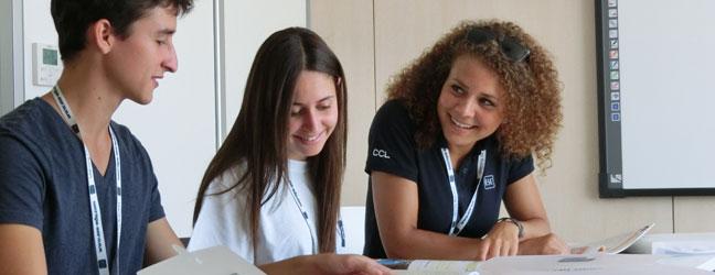 Camp linguistique d'été junior à Salina Bay (Salina à Malte)