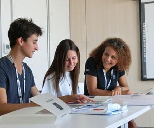 1 - Camp linguistique d'été junior à Salina Bay