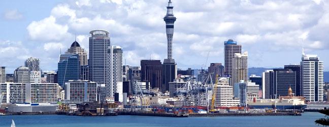 Auckland - Séjour linguistique à Auckland pour un étudiant