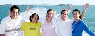 Séjour linguistique en Nouvelle Zélande - Crown Institute of Studies - Auckland