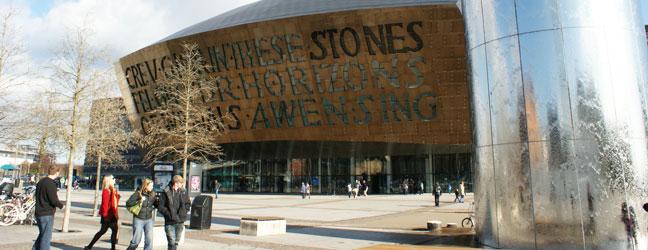 Cardiff - Séjour linguistique à Cardiff pour un étudiant