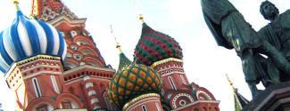 Séjour linguistique en Russe pour un adulte Saint Petersbourg