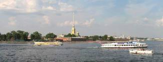 Immersion chez le professeur en Russie Saint Pétersbourg