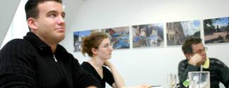 Ecole de langue - Russe pour un étudiant - Liden & Denz - Saint Petersbourg