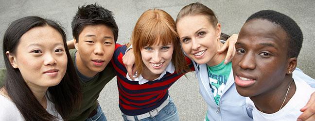 Ecole de langue - Anglais pour un adolescent (13 - 17 ans)