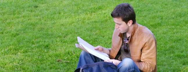 Ecole de langue - Arabe pour un étudiant