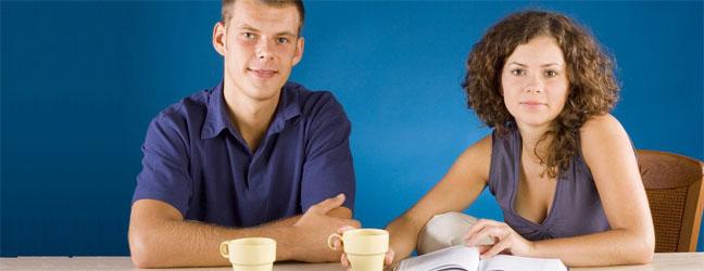 Immersion chez le professeur en Anglais pour un étudiant