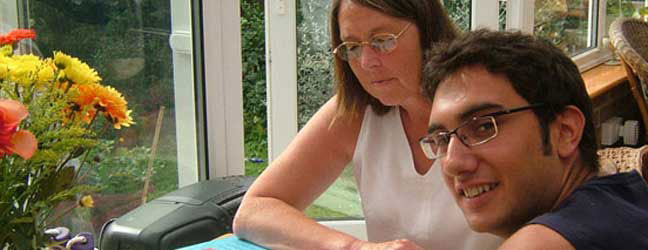 Immersion linguistique en famille - Hertfordshire pour étudiant (Hertfordshire en Angleterre)