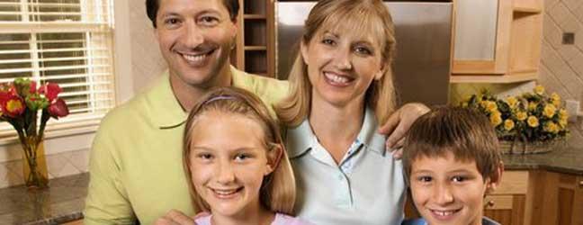 Immersion chez le professeur en Anglais pour une famille