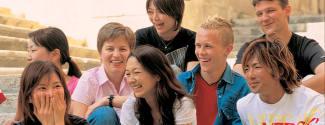 Partir étudier à l'étranger au lycée