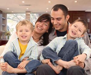 Séjours linguistiques pour toute la famille