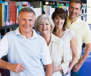 Séjours linguistiques seniors