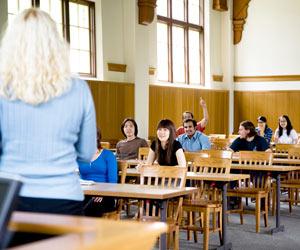 Préparation à l'entrée dans une université