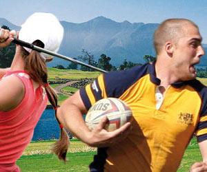 Séjours linguistiques + sports